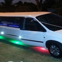 GRAND VOYAGER LIMOUSINE FOR HIRE……!