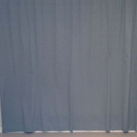 Curtain for sale, with hooks