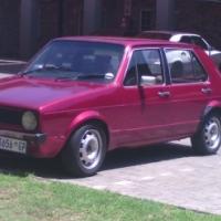 VW Old School Mk1 Golf