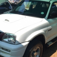 Mitsubishi Colt 2800 Clubcab Bakkie for sale