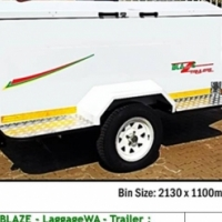 2016 - BLAZE Trailers - Custom Built