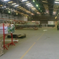 4500m2 warehouse space to let in Cleveland, Johannesburg