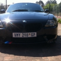 2007 BMW M3 Z4 Coupe