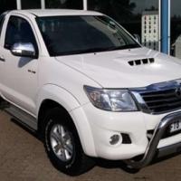 Toyota Hilux 3.0 D-4D RAIDER 4X4 S/C