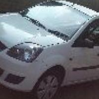 2007 Ford fiesta 5 door