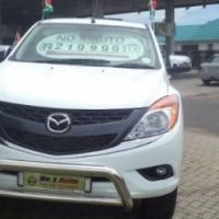 Mazda BT-50 Freestyle Cab SLE