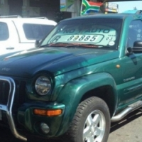 Jeep Cherokee 3.7 Ltd 4WD 2003