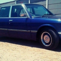 Hi I have a beautiful BMW 520 classic