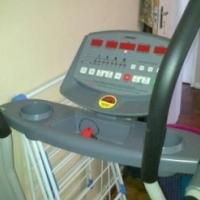 Trojan Crosswalk 340 Treadmill as seen in Game Stores