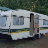 Very neat Gypsey 5 Double Axle for sale