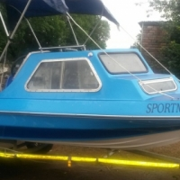 Very Neat Cabin Cruiser for sale