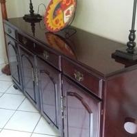 Vintage Mohogany Sideboard
