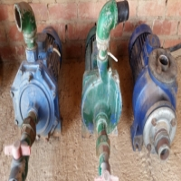 3 Phase 4Kw Water Pumps