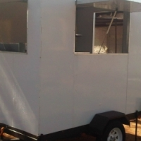 Fast Food and Kitchen Trailers