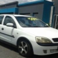 Call Haroon on 2003 Opel Corsa 1.8 Gsi