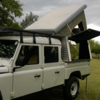 Camper Canopy to fit Landrover for Sale