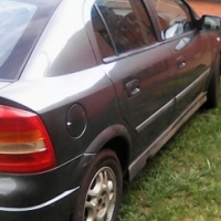 2004 CTI Opel Astra, fuel injection