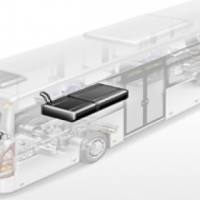 Bus parts for the fuel system: