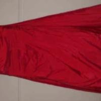 Red matric dress/ red dress/ evening wear/ dress