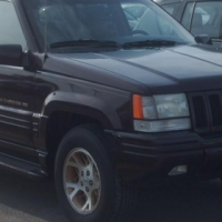 Jeep Grand Cherokee ZJ Windscreen and Windows for Sale