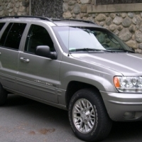 Jeep Grand Cherokee WJ Body Parts For Sale