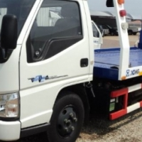 Rollback 5.3m load bin with under carriage JMC Carrying 2.8 TDI