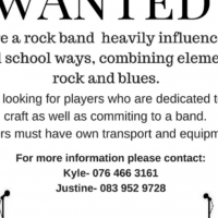 Attention Drummers