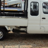Changan Star 2 c/cab 1.3 (1 toner)D/S with roof rack 2013