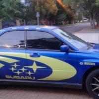 Ek het ? 2003 Subaru Impreza