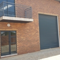 MINI FACTORIES FOR SALE ON SECTIONAL TITLE
