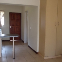 Well maintained bachelor flat available .