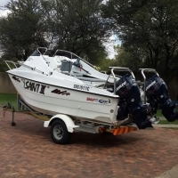 Zcraft by kingcat 16ft cat for sale  Benoni
