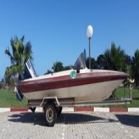 Speed Boat & Trailer