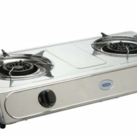 TWO PLATE GAS STOVE