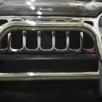 Selling stainless steel nudge bars & bull bars for all bakkies & suv cars free fitment