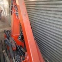 CRANE - truck mountand Palfinger