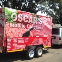 ((((( CATERING FOOD TRAILER 13 )))))