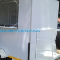 ((((( CATERING FOOD TRAILERS  10 )))))