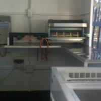 ((((( CATERING FOOD TRAILER 2 )))))
