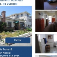 RESIDENTIAL / COMMERCIAL PROPERTY IN PAROW