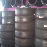 SECOND HAND TYRE IN EXCELLENT CONDITION,265 60 18 BRIDGE-STONE H/T(BRD2)
