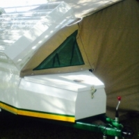 trailer tent 4x4