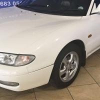 1998 Mazda mx6 2.5 Auto R49,900.00