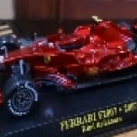 Ferrari Models 1:43