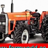 S340 New TAFE 8502 DI 61kW/81Hp 4x4 Tractor/Trekker