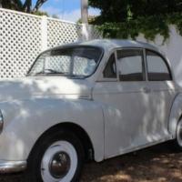 1960 Morris Minor 1000, 2 door