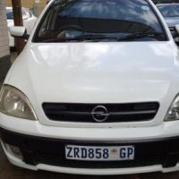 Special Offer:  Opel Corsa Garma 2006 for sale! R 55000.00 Very beautiful car, good runner engine, c