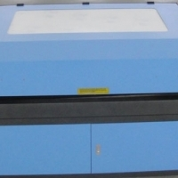 CNC CO2 Cabinet 1300x900 Laser Cut Machine for Plastic Cutting