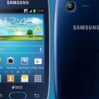 Samsung Galaxy Pocket Neo GT-S3510 X2 for sale  Centurion