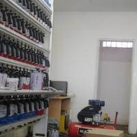 Auto paint shop for sale